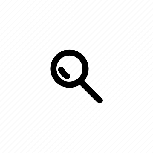 glass, in, magnify, out, zoom icon