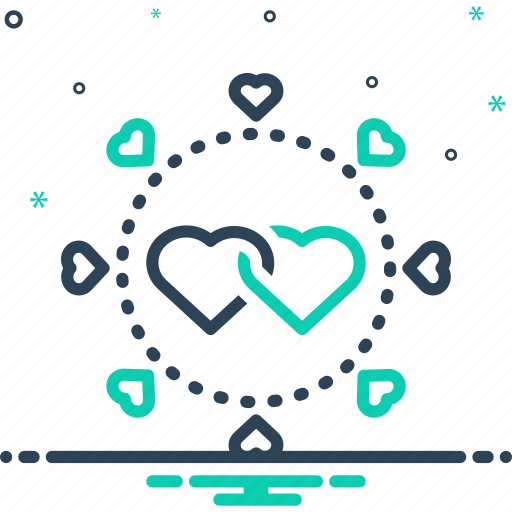 Engagement, heart, love, relationship, romantic, valentine icon - Download on Iconfinder