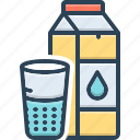 beverage, bottle, breakfast, milk, oil, packaging, product