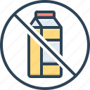 ban, container, forbidden, ingredient, items, unhealthy, without