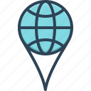 app, localization, locally, location, navigation, pointer, route