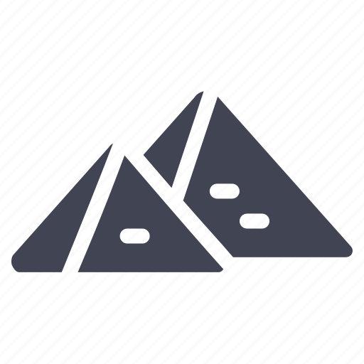 egypt, miscellaneous, monument, pyramid, pyramids icon