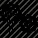 cogwheel, fix, set, setting, tool