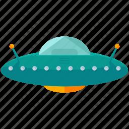 alien, astronomy, miscellaneous, space, spacecraft, spaceship icon