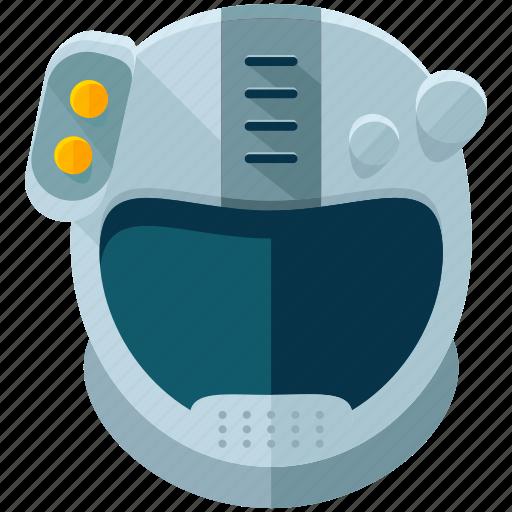 astronaut, astronomy, helmet, miscellaneous, space icon