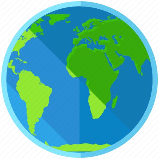 earth, global, globe, miscellaneous, planet, world icon