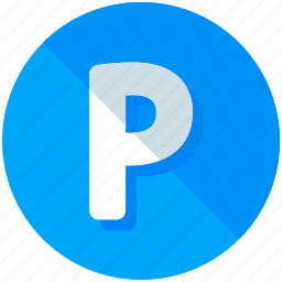 miscellaneous, park, parking, road, sign, street icon