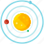 global, globe, miscellaneous, planets, space icon