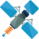 communication, miscellaneous, network, satellite, space, technology icon
