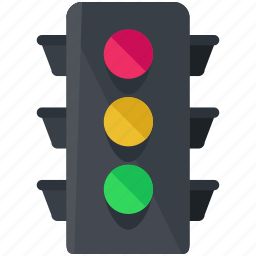 lights, miscellaneous, road, sign, street, traffic icon