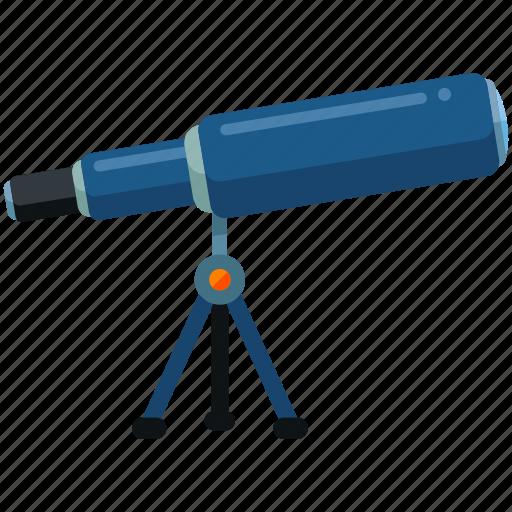 astronomy, explore, miscellaneous, space, telescope icon