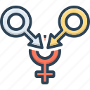 gangbang, gender, adult, couple, homosexual, heterosexual, physicality