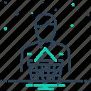consumers, buyer, customer, purchaser, shopper