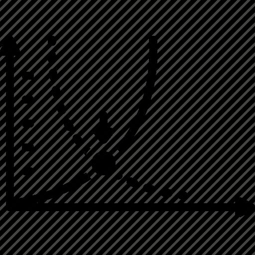 accounting, break, breakeven, even, profitability, strategy icon