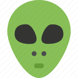alien, face, game, head, planet icon