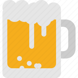 alchohol, beer, liquor, mug icon
