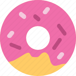 doughnut, food, sweet, sweets icon