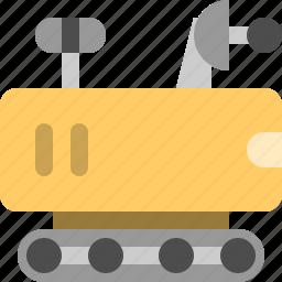 drone, radar, signal, technology icon