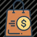 buys, ecommerce, purchase, shopping icon