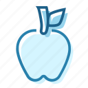 apple, fruit, garden, healthy, tree, vegetable icon