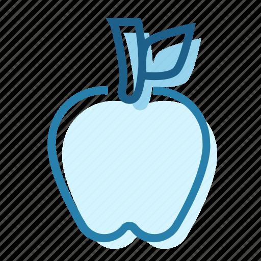 apple, fruit, garden, healthy, tree, vegetable icon