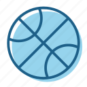 ball, basket, basketball, dribble, game, rubber icon