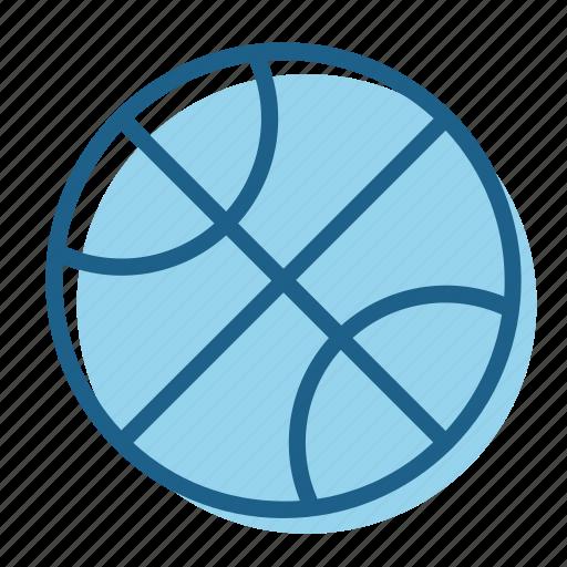 ball, basket, basketball, dribble, game, rubber icon