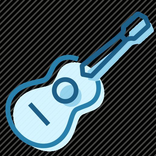 guitar, instrument, music, musical, string, ukulele icon