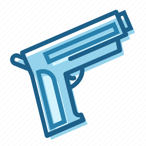 america, firearm, gun, piece, weapon icon