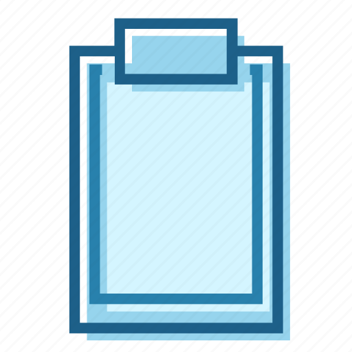 blank, memo, note, notes, pad, page icon