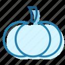 food, garden, halloween, orange, pumpkin, vegetable