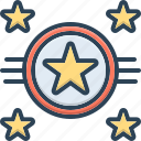 scintillate, shimmer, sparkle, twinkle, stars, glitter icon