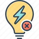 charge, discharge, electricity, energy, flash, outage, power