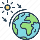 atmosphere, earth, geography, global, layer, ozone, world icon