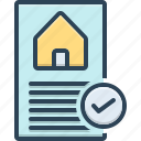 approved, box, check, correct, house, loan, preapproved