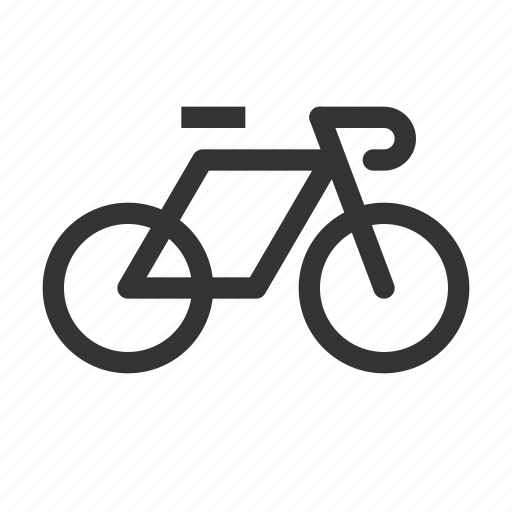bicycle, bike, cylcing, transportation icon