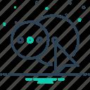 designer, graphic, tool, tools icon