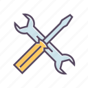 repair, tool, tools icon
