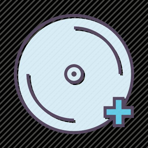 add, file, multimedia, new, plus icon