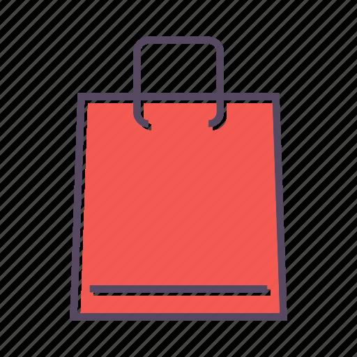 bag, case, handbag, shop icon