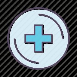 add, file, folder, new, open icon