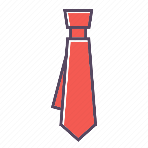 businessman, necktie, tie icon