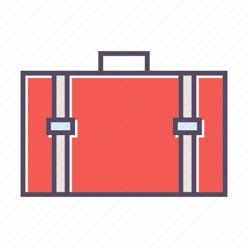 bag, money, portfolio, suitcase icon