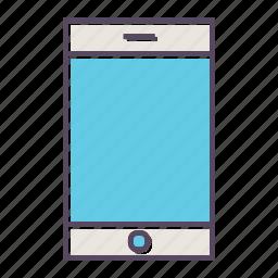 mobile, phone, smartphone, telephone icon