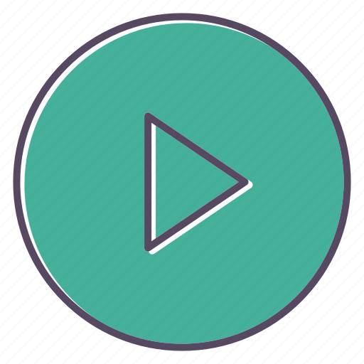 control, movie, play, player, video icon