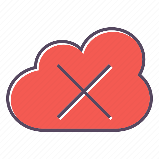 cancel, error, issu icon