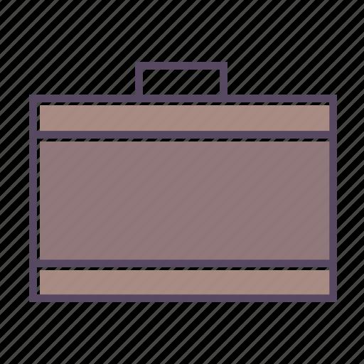 bag, job, portfolio, worker icon