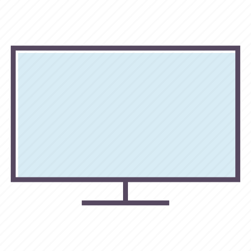 display, lcd, monitor, screen, tv icon