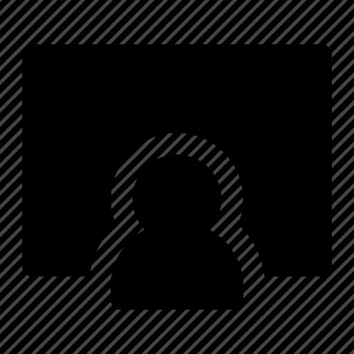 Analytics, business, chart, graph, presentation icon - Download on Iconfinder