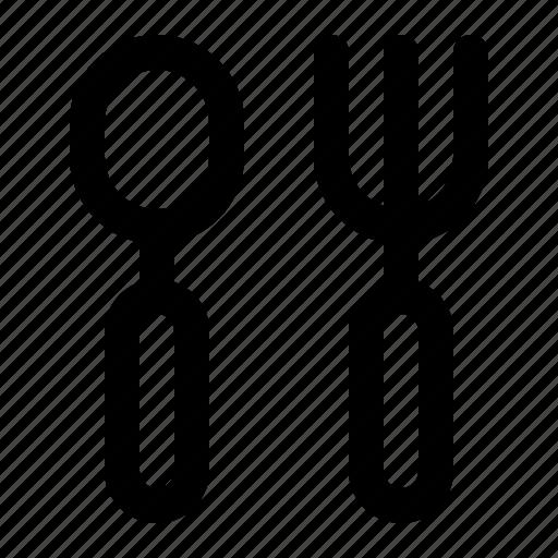 Cutlery, food, fork, knife, restaurant icon - Download on Iconfinder
